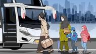 Waduh! Keluar Masuk Kota Tangerang Kini Wajib Pakai SIKM