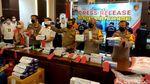 Ini Barang Bukti Kasus Jual-Beli Alat Rapid Test Ilegal di Jateng