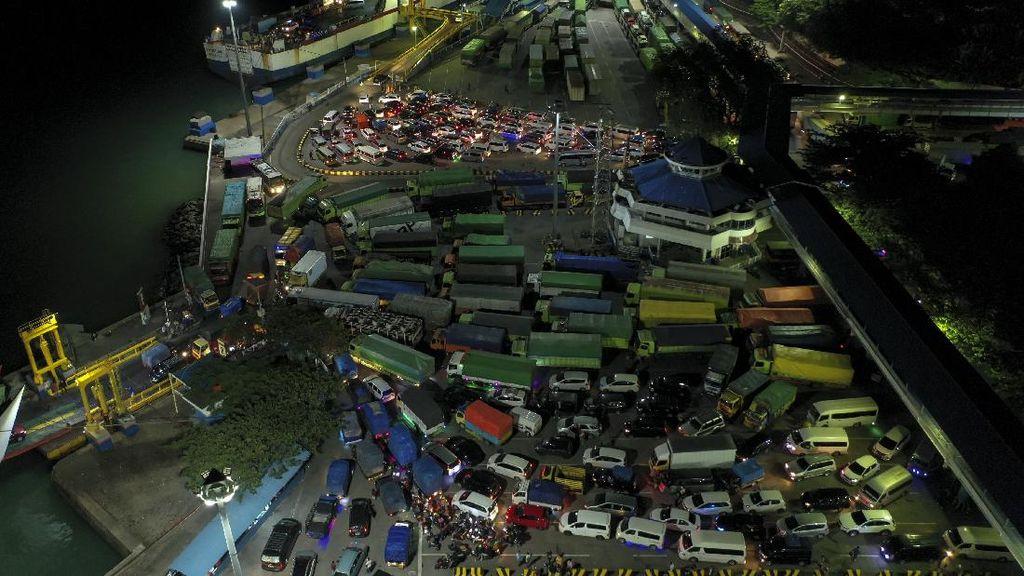 Polisi Tangkap 4 Orang Diduga Provokasi Ajakan Mudik Via Pelabuhan Merak
