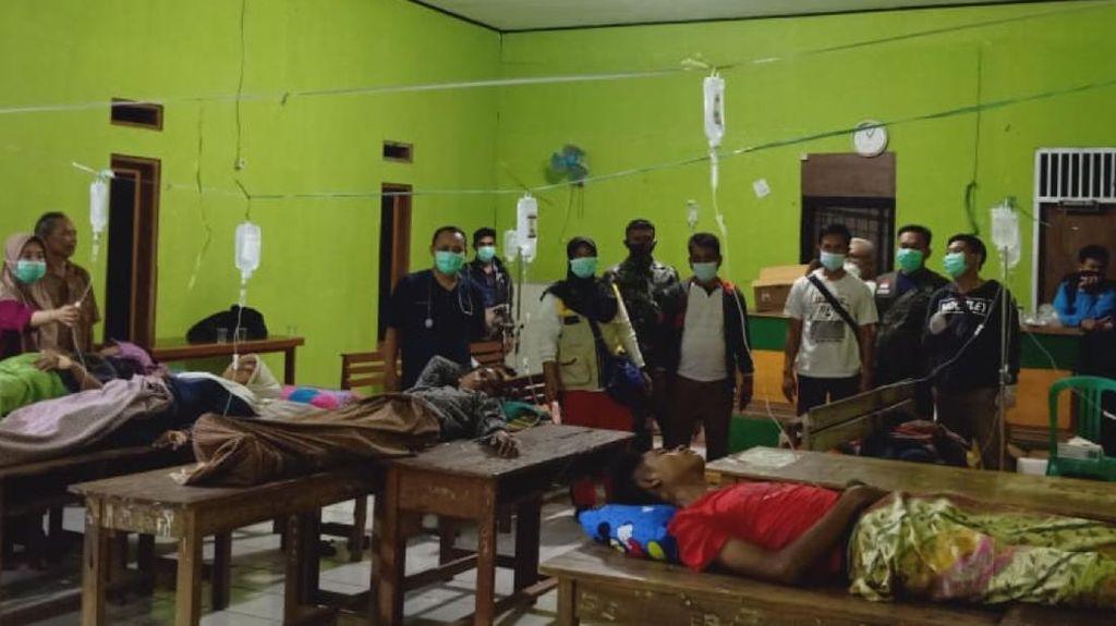 Polisi Usut Kasus Warga Keracunan Ikan Pindang di Sukabumi
