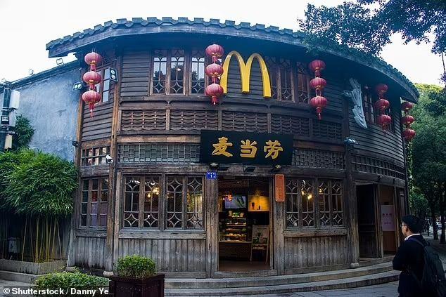Kece! Tempat Ini Dinobatkan Sebagai Gerai Termewah McDonald's di China