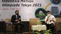 Prestasi Atlet Indonesia di Olimpiade adalah Investasi Negara