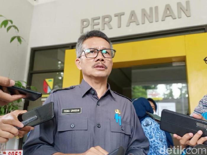 Kepala Distan Kabupaten Bandung Tisna Umaran