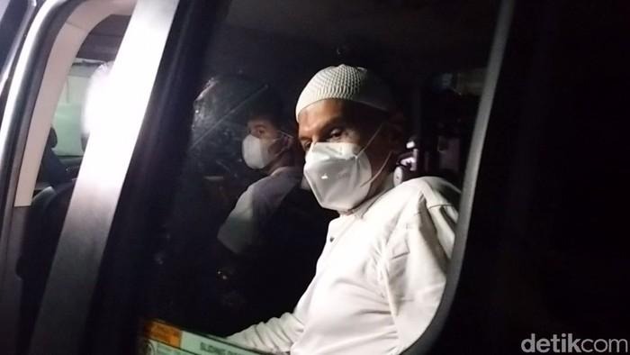 Permohonan Mark Sungkar jadi tahanan kota sudah dikabulkan.