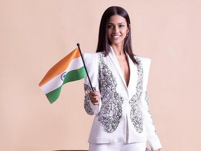 Miss Universe India 2020 Adline Castelino