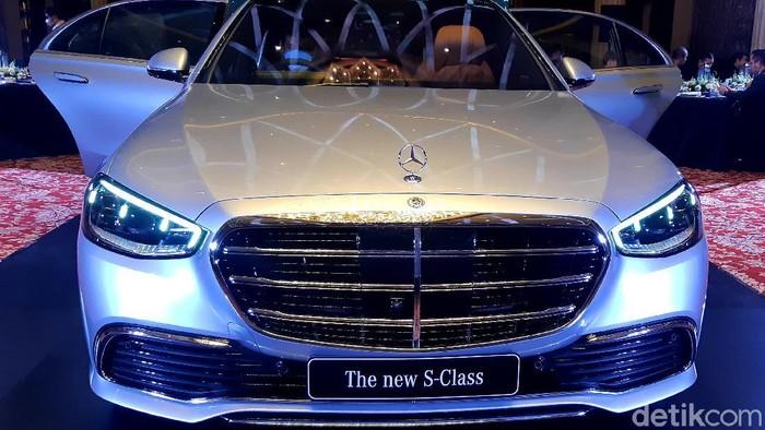 New Mercedes-Benz S Class S450 2021