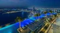 Infinity Pool Tertinggi di Dunia, Pemandangannya Wow Banget!