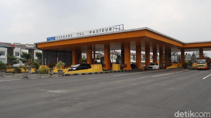 Pemkot Bandung mengecek kesiapan check point penyekatan pemudik