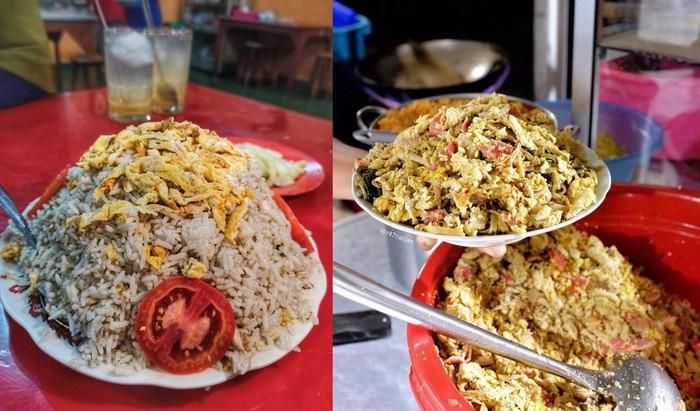 Porsi Tukang Gali! Makan 5 Nasi Goreng Murah Ini Dijamin Kenyang