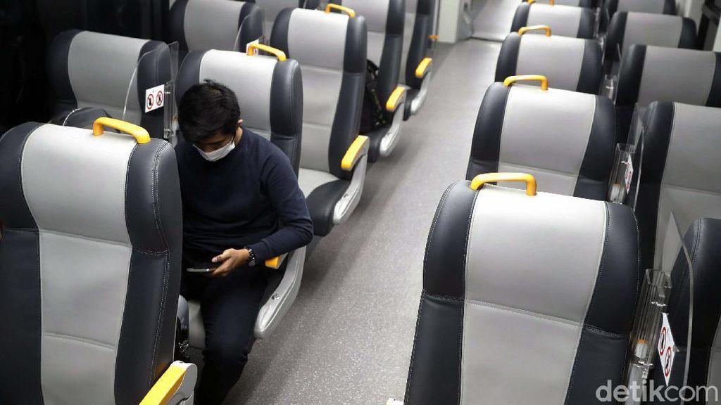 Kereta Bandara Mulai Beroperasi Lagi, Ada Diskon 76%