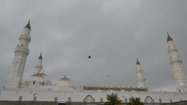 Menurut riwayat, Rasulullah SAW biasanya mengunjungi masjid Quba setiap hari Sabtu terkadang berjalan kaki atau menaiki kuda (iStock)
