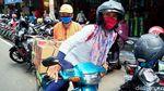Pusat Perbelanjaan di Klaten Diserbu Warga Jelang Lebaran