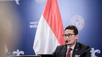 Buka G20 Tourism Ministers Meeting 2021, Sandiaga:  Semangat dan Optimis