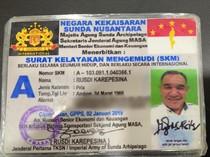 Buka-bukaan Jenderal Kekaisaran Sunda Nusantara