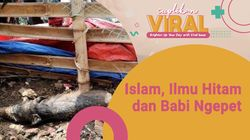 Islam, Ilmu Hitam, dan Babi Ngepet