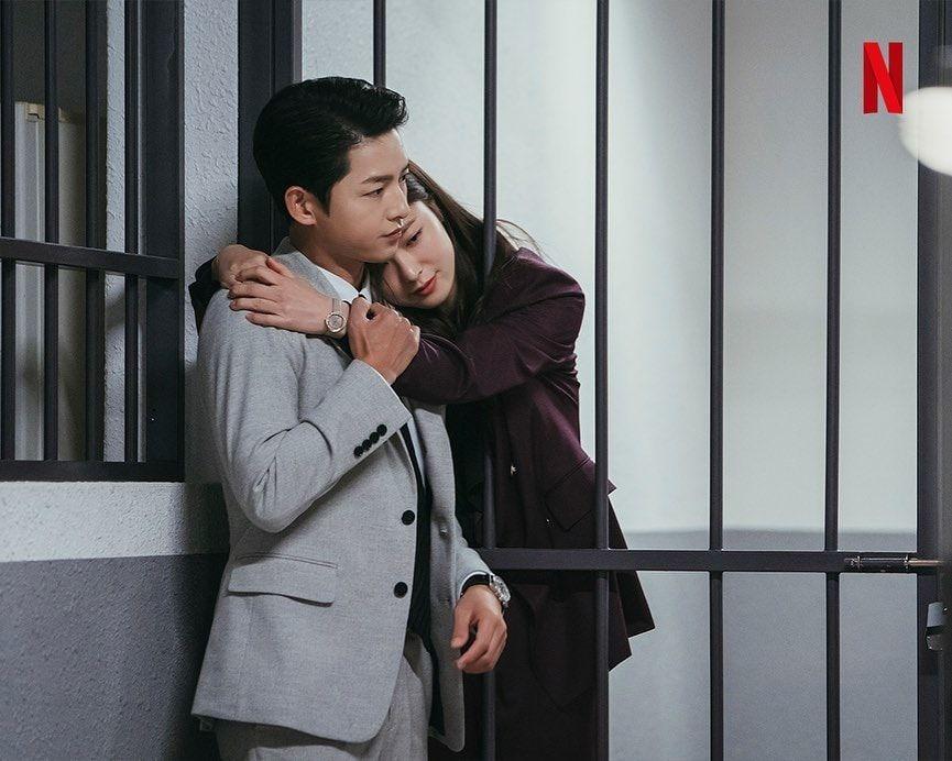 Song Joong Ki dan Jeon Yeo Bin