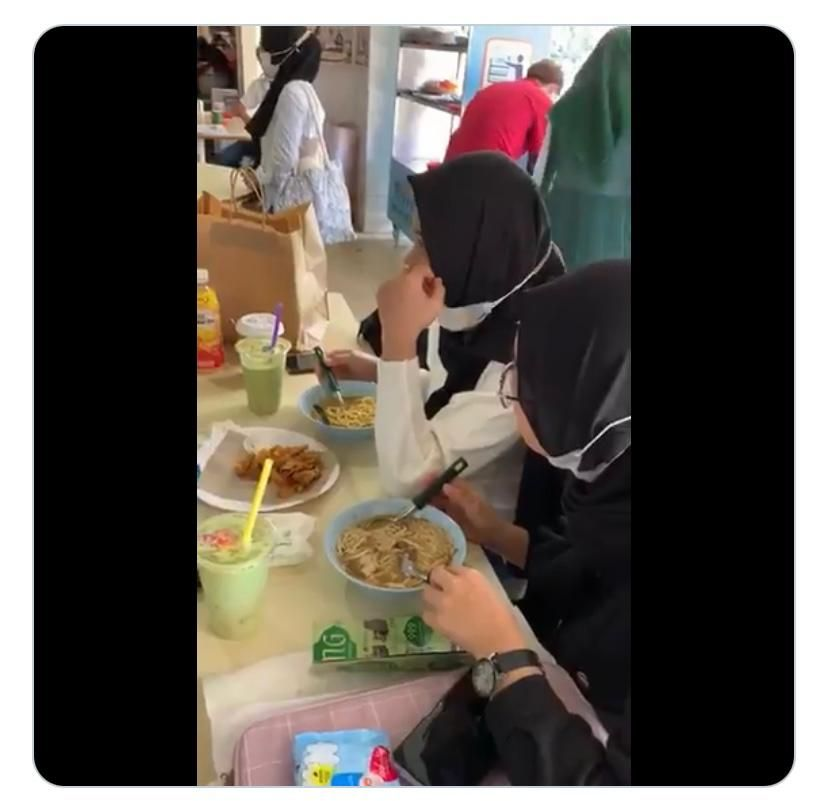 Viral Wanita Singapura Marahi TKI yang Makan Siang Saat Ramadhan, Ini Ceritanya