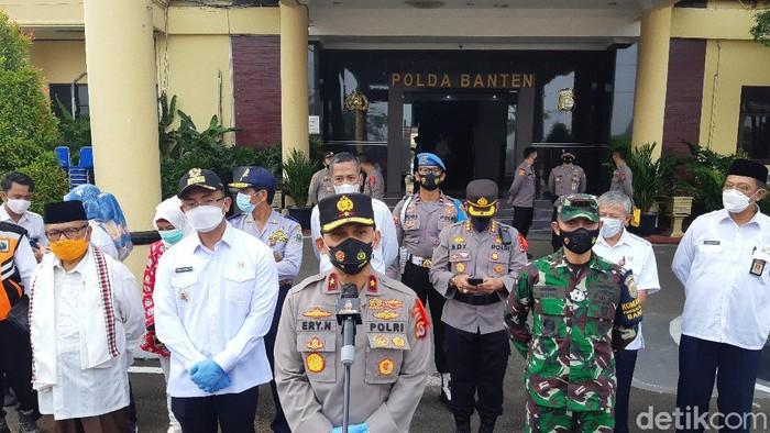 Wakapolda Banten Brigjen Ery Nursatari
