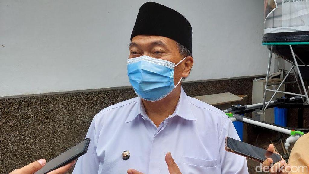 BOR di RS COVID-19 Turun, Walkot Bandung: Ini Menjadi Tanda yang Baik