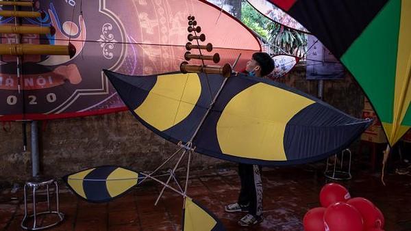 Meski di tengah pandemi, festival ini tetap dilaksanakan.