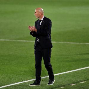Zidane: Madrid Akan Habis-habisan di Dua Laga Sisa