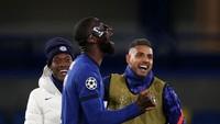 Ruediger Jadi Pahlawan Bertopeng untuk Chelsea