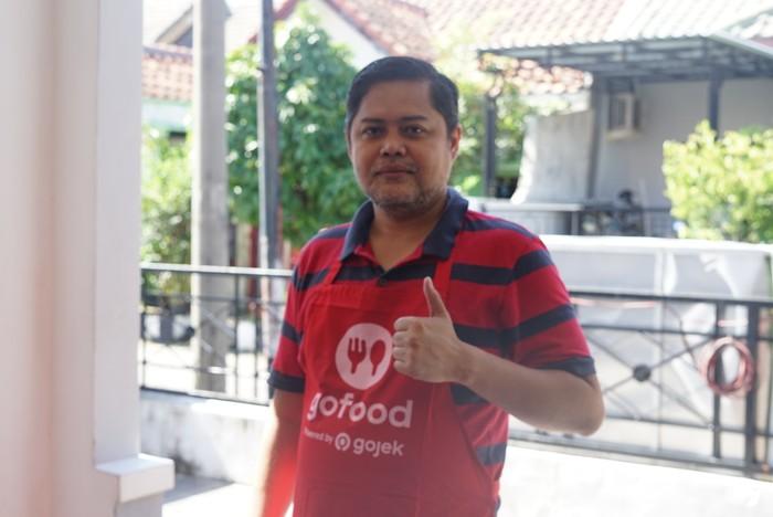 Adhi Setyo Priyoso, pemilik usaha kuliner, Nasi Uduk Betawi di Surabaya