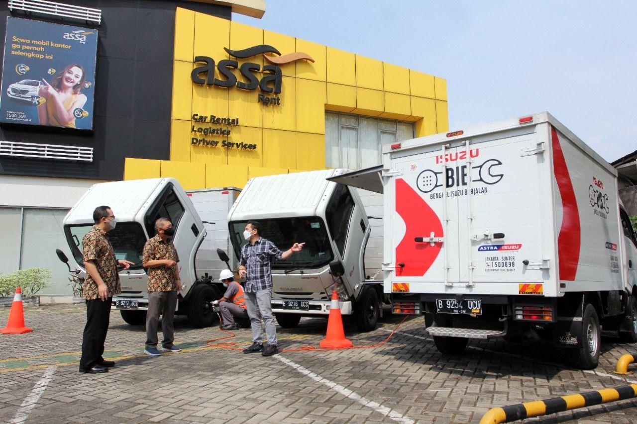 ASSA Lebih Fokuskan pada bisnis jasa Transportasi darat