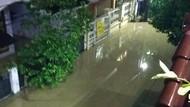 Penampakan Banjir di Sejumlah Titik di Bekasi