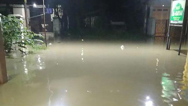 Banjir di Bekasi (Dok KP2C)