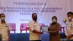 Asyik! Kini Ada Buku Panduan di Kawasan Pariwisata Borobudur