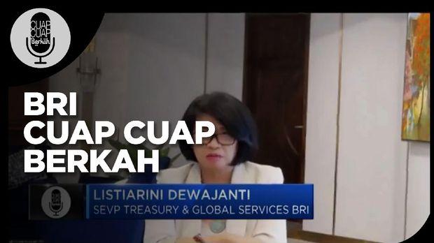 Cara Mudah Kirim THR Lintas Negeri Lewat Layanan Digital BRIa  (CNBC Indonesia TV)