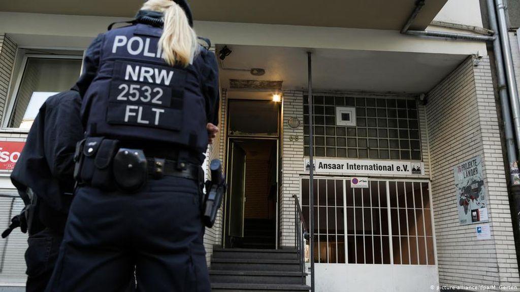 Diduga Danai Kelompok Teroris, Jerman Larang Organisasi Ansaar International