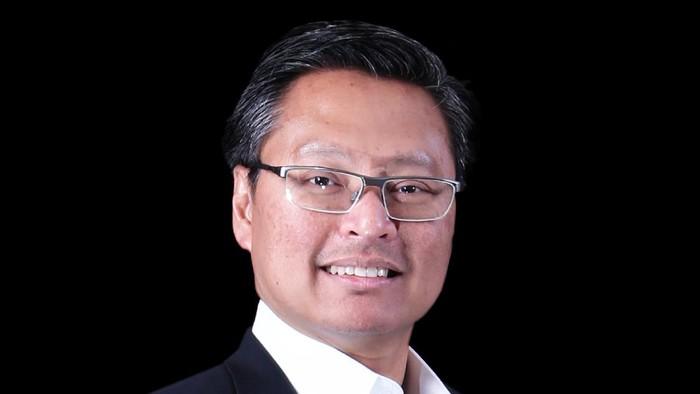 Direktur Utama PT Pertamina Hulu Rokan Jaffee A. Suardin