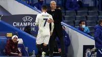 Hazard Mati Kutu Lawan Chelsea, Zidane Ngotot Memainkan karena...