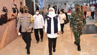 Forkopimda Banyuwangi Blusukan ke Pusat Perbelanjaan Cek Prokes