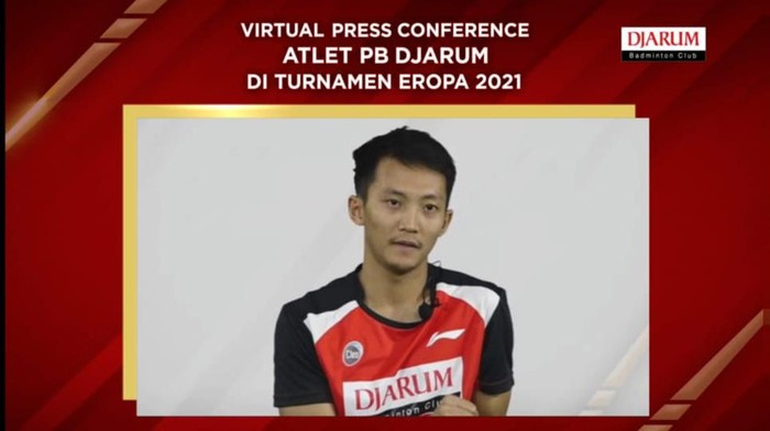 Ihsan Maulana Mustofa dan 16 atlet PB Djarum akan dikirim ke turnamen di Eropa.