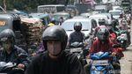 Ini Dia Biang Keladi Macet Mengular di Pasar Parung