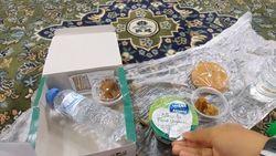 Ini Menu Buka Puasa di Masjid Nabawi Madinah