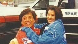 Ini Aktris Paling Dibenci Jackie Chan
