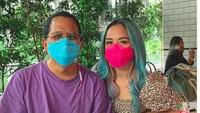 Saat Drop dan Masuk ICU Lagi, Suami Joanna Alexandra Sempat Menangis