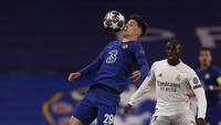Chelsea Vs Real Madrid: Lantai Dansa Kai Havertz