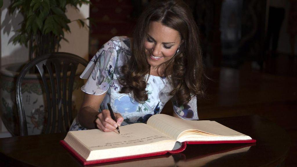 Kate Middleton Promosi Buku Baru Setelah Meghan Markle, Saingan?