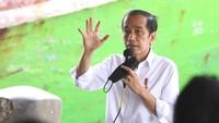 Ramai Pidato Jokowi Promosikan Bipang Khas Kalbar, Begini Isinya