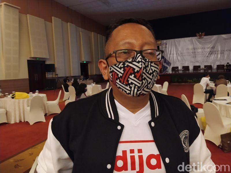 Kepala Dinas Kepemudaan, Olahraga dan Pariwisata Jawa Tengah, Sinung Nugroho Rachmadi