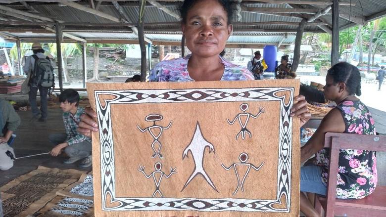 Kerajinan Khas Papua
