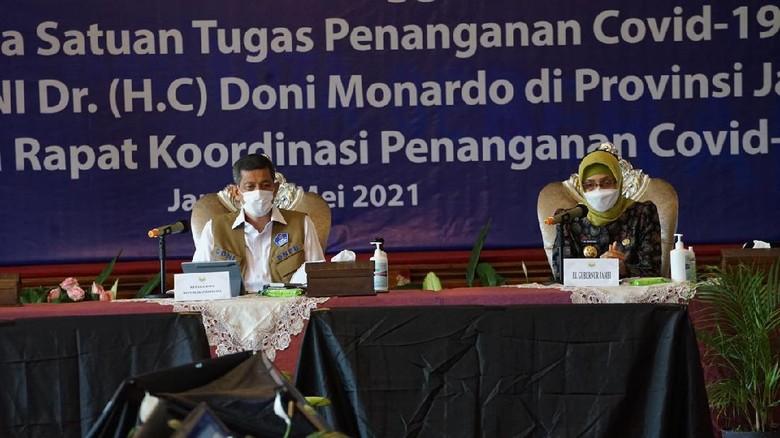 Ketua Satgas Penanganan COVID-19 Doni Monardo.