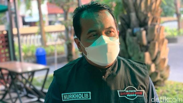 Ketua Tim Pantau Larangan Mudik ASN Pemprov Jatim Nurkholis