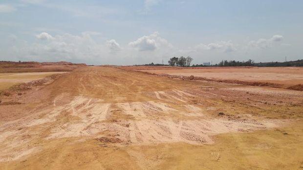KLHK mengungkap kasus perusakan hutan lindung menjadi perumahan di Batam, Kepri (dok KLHK)