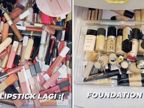 Koleksi Makeup Tasya Farasya